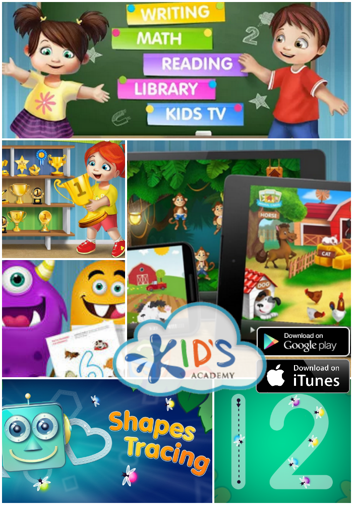 Kids Academy Apps Updated Free educational apps, Free