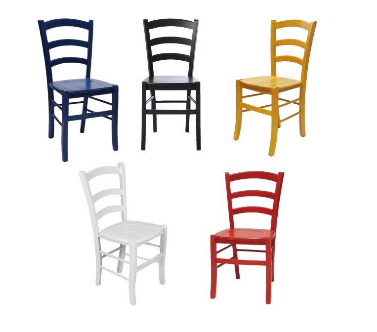 Sedie In Legno Colorate Ristorante Bar Pub Cod 3011c L Sedia Legno Ristorante Rustico Sedie