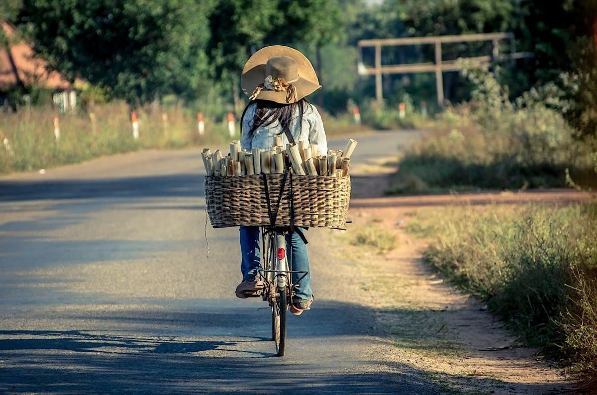 Bikes of Asia