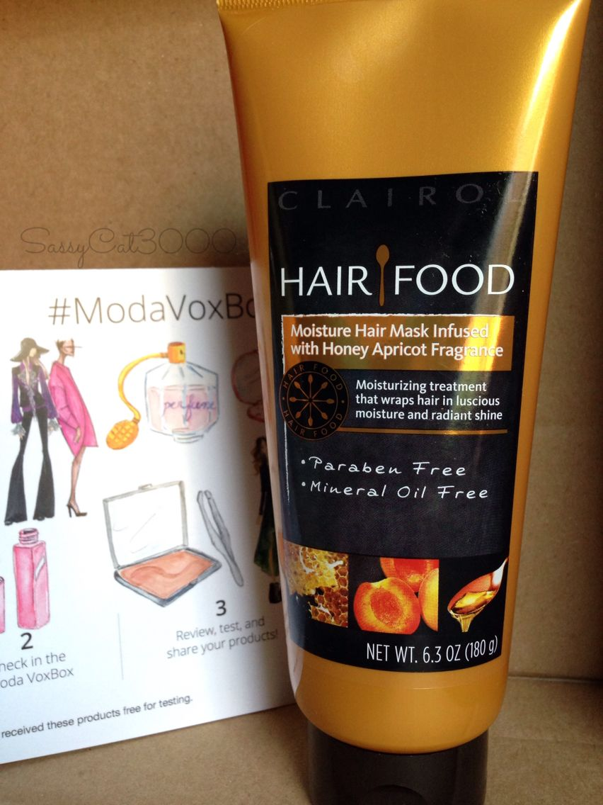 #hairfood #modavoxbox