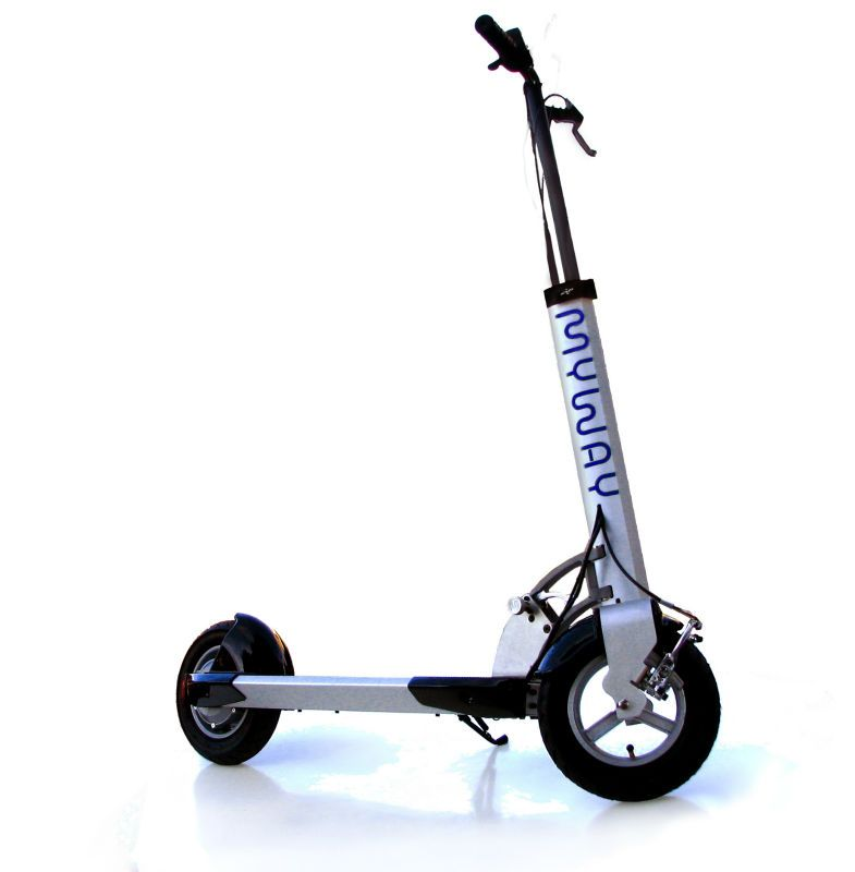 Mini 2 Wheel Electric Scooter For Adults From Alibaba
