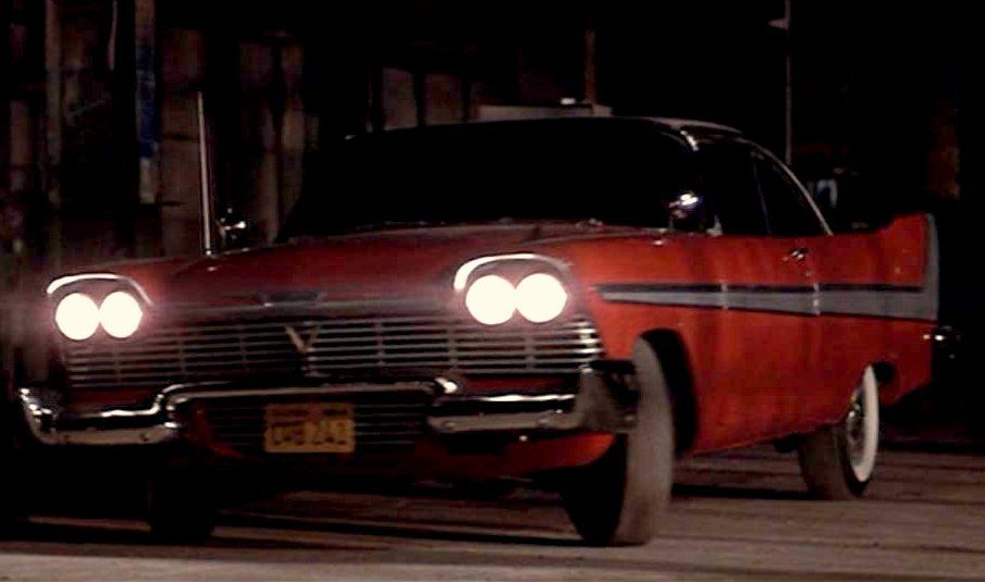 christine coming back for more screen capture from the