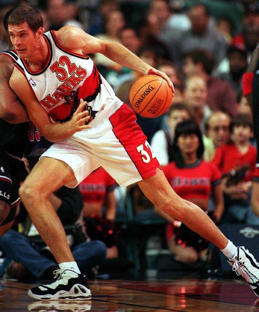 Christian Laettner Atlanta Hawks Pinterest