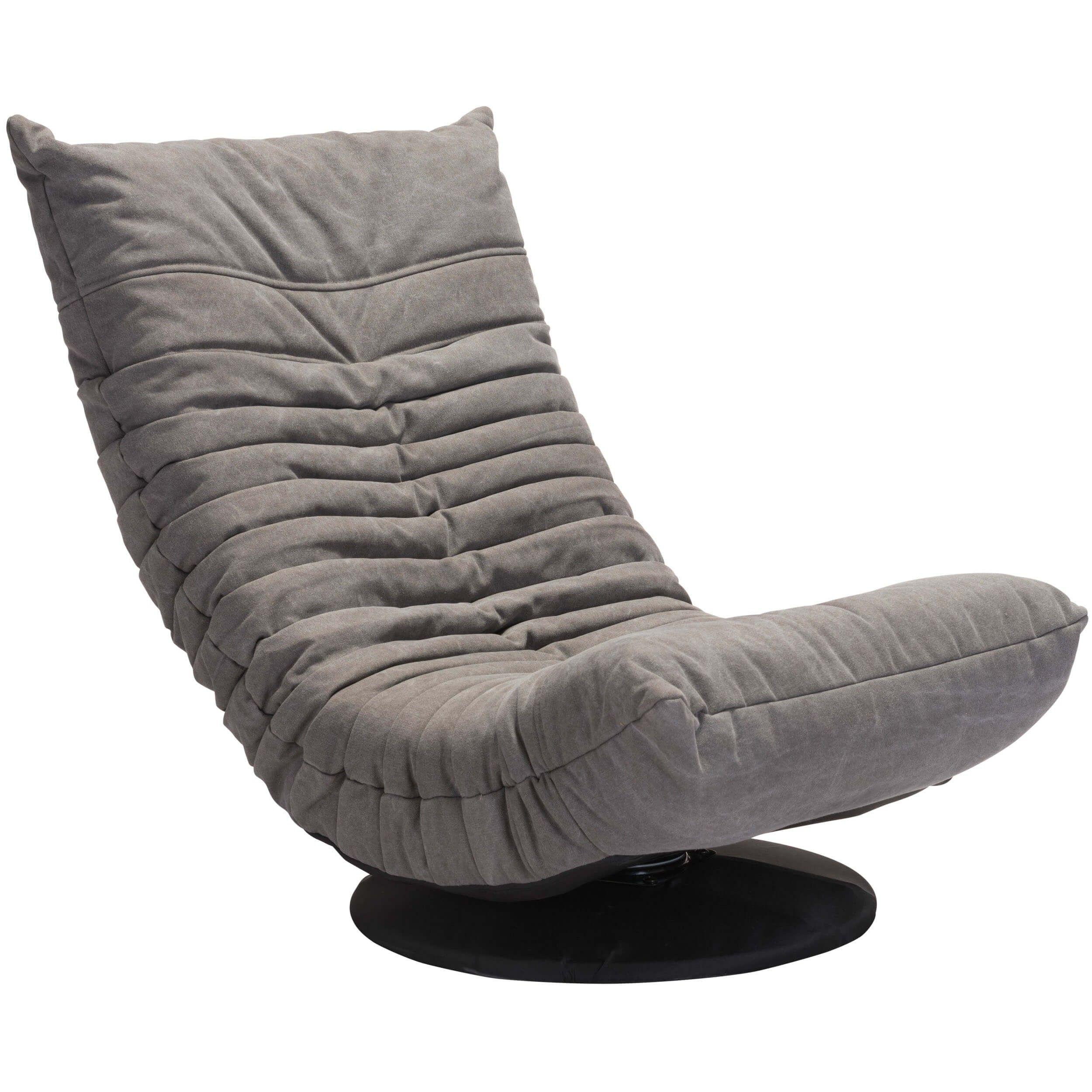 Swell Down Low Swivel Chair Gray Media Room Modern Swivel Uwap Interior Chair Design Uwaporg