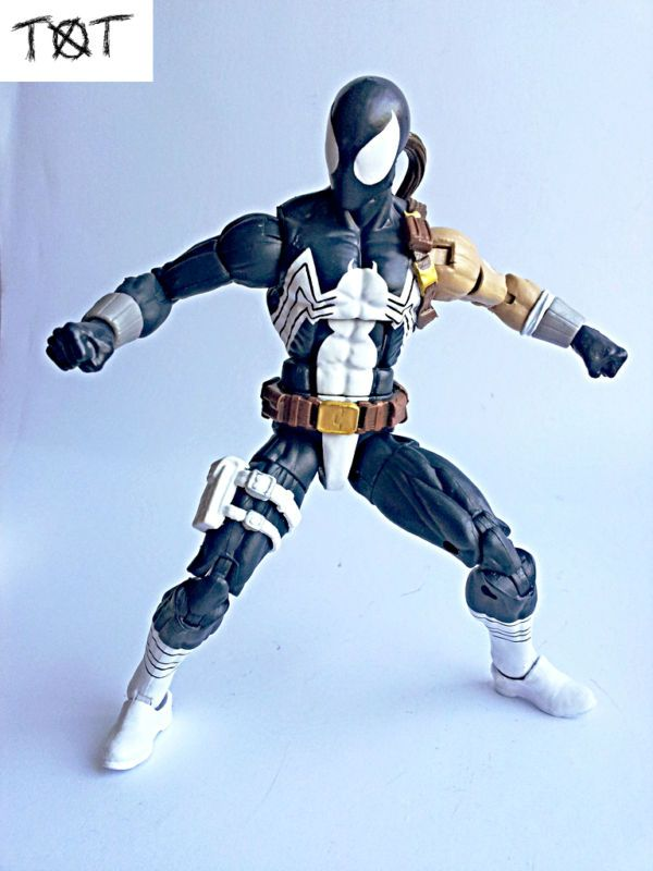 New Marvel Legends 2020 Spider Man 2020 (Marvel Legends) Custom Action Figure | Custom