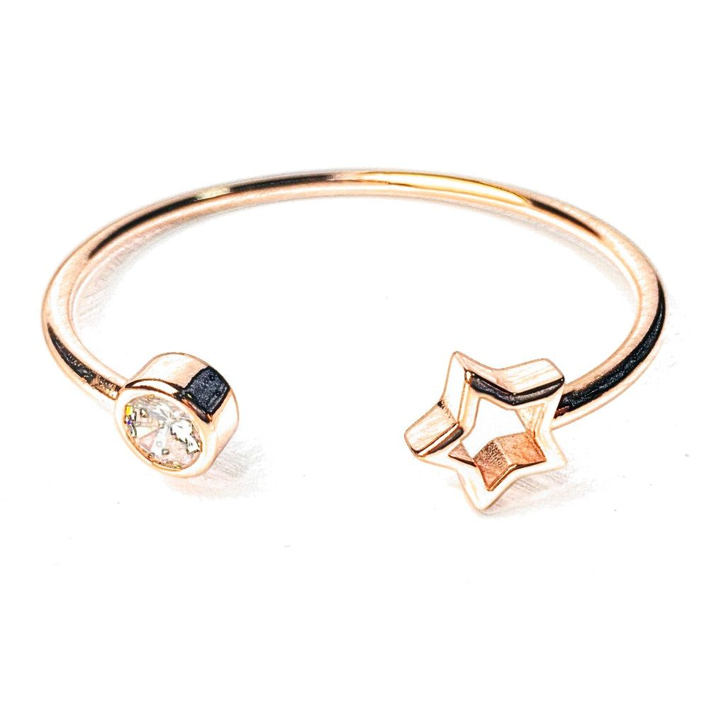 Cheap bangles buy directly from china suppliersrose gold color