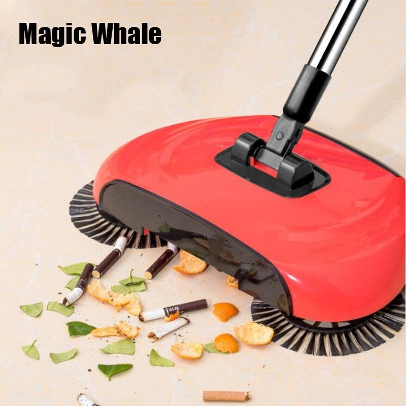 Stainless Steel Sweeping Machine In 2021 Dust Pan Cleaning Household Broom And Dustpan