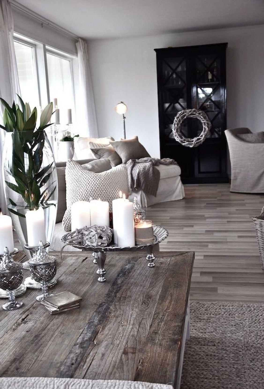 Dekoration wohnzimmer landhausstil  Pin von Stone157 auf Home | Pinterest | Modernes wohnen, Wohnideen ...