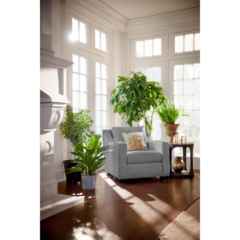 Living Room Furniture - Jules Comfort 3 Pc. Living Room Package