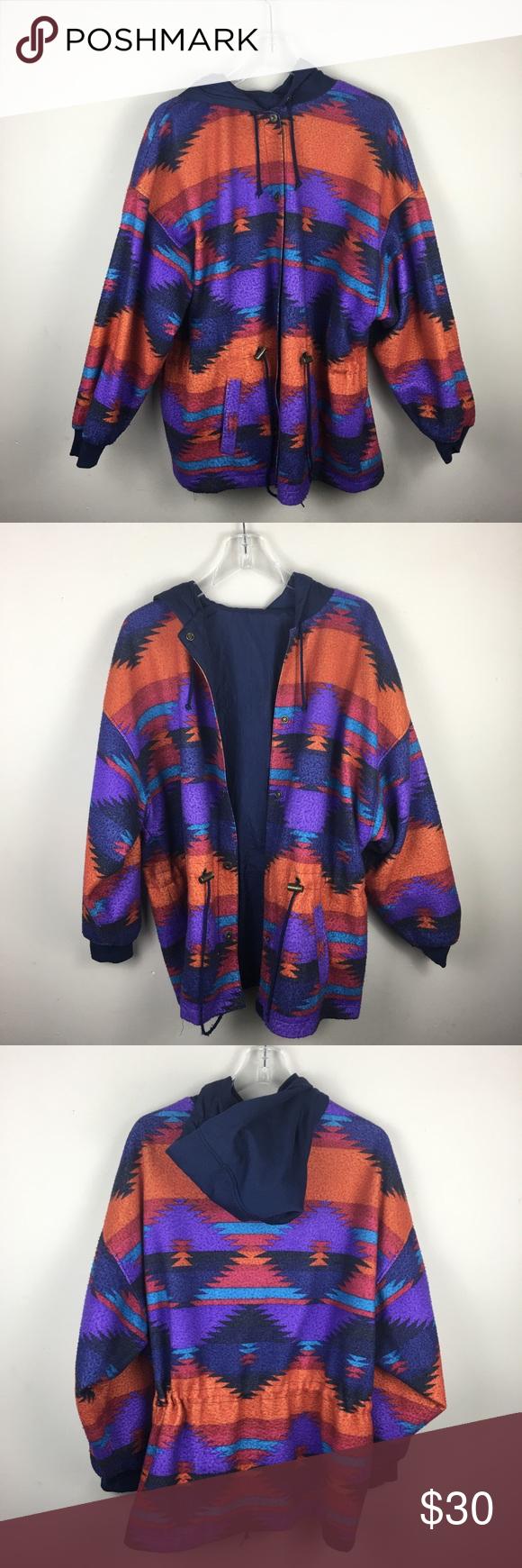 Vintage Karizma reversible parka jacket Parka jacket