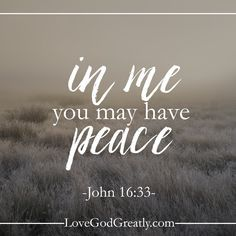 Our Prince of Peace - Love God Greatly