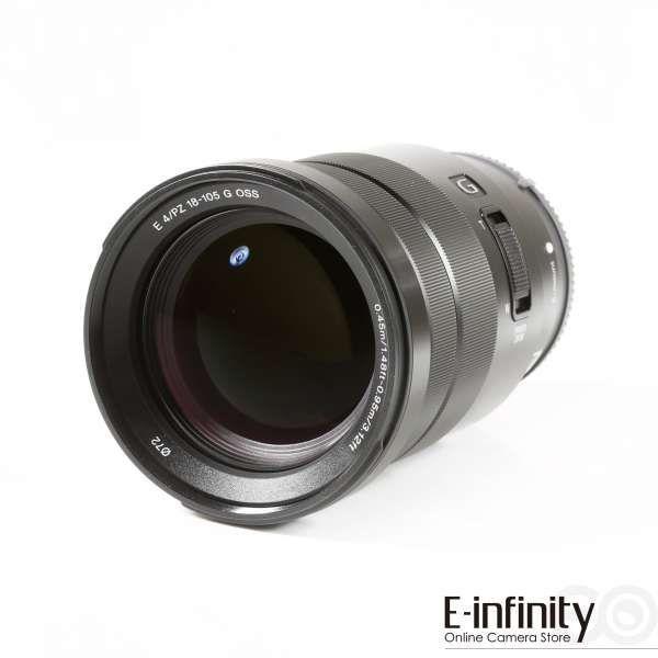Sony E Pz 18 105mm F4 G Oss E Mount Lens Selp18105g E Mount Oss Sony