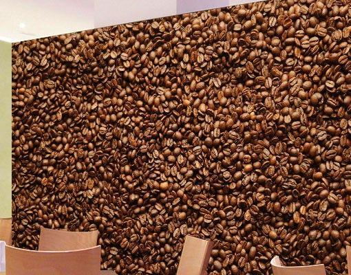 Selbstklebende #Tapete - Fototapete Sea Of Coffee – Küchentapeten #kaffee #Genuss #coffee #time