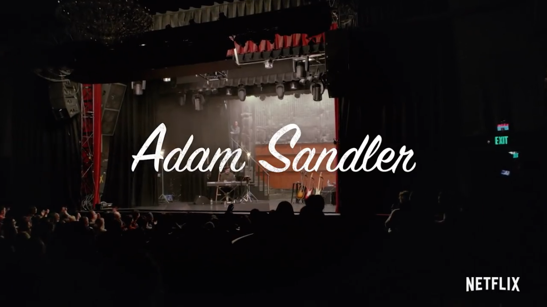 Adam Sandler 100 FRESH TRAILER New on Netflix