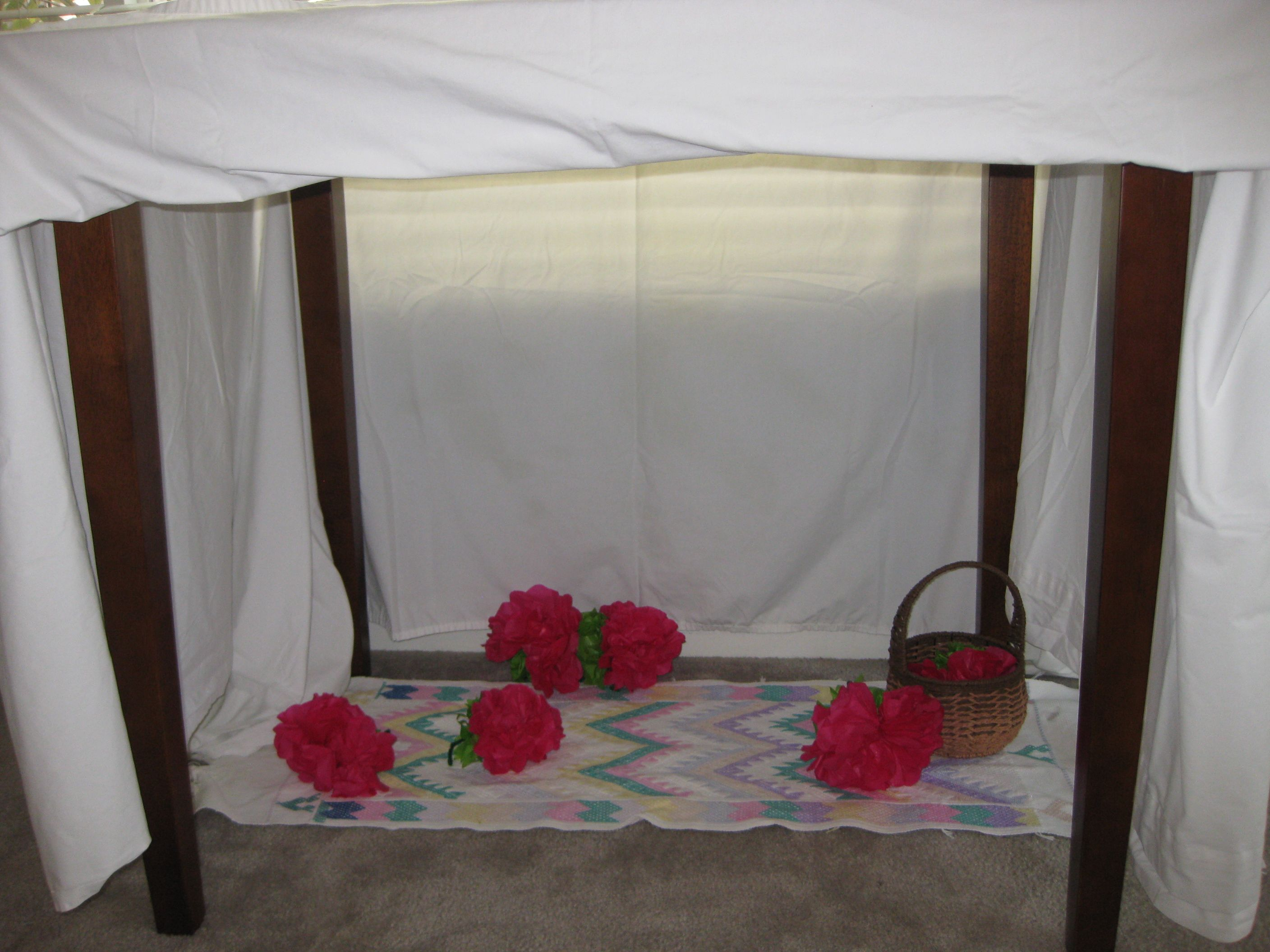Wordless Wednesday Our Ridvan Tent With Images