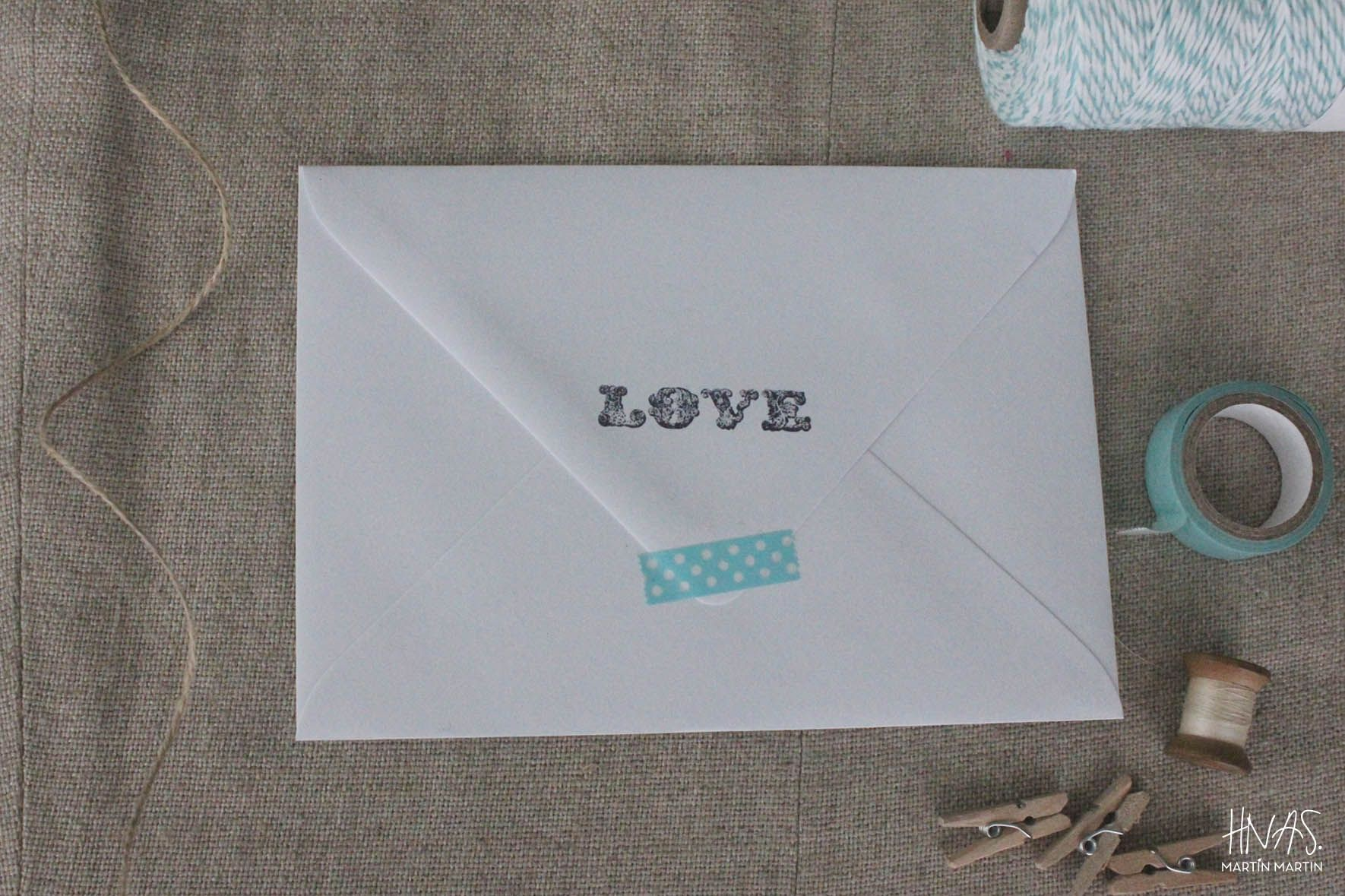 sobres para de boda wedding invitations
