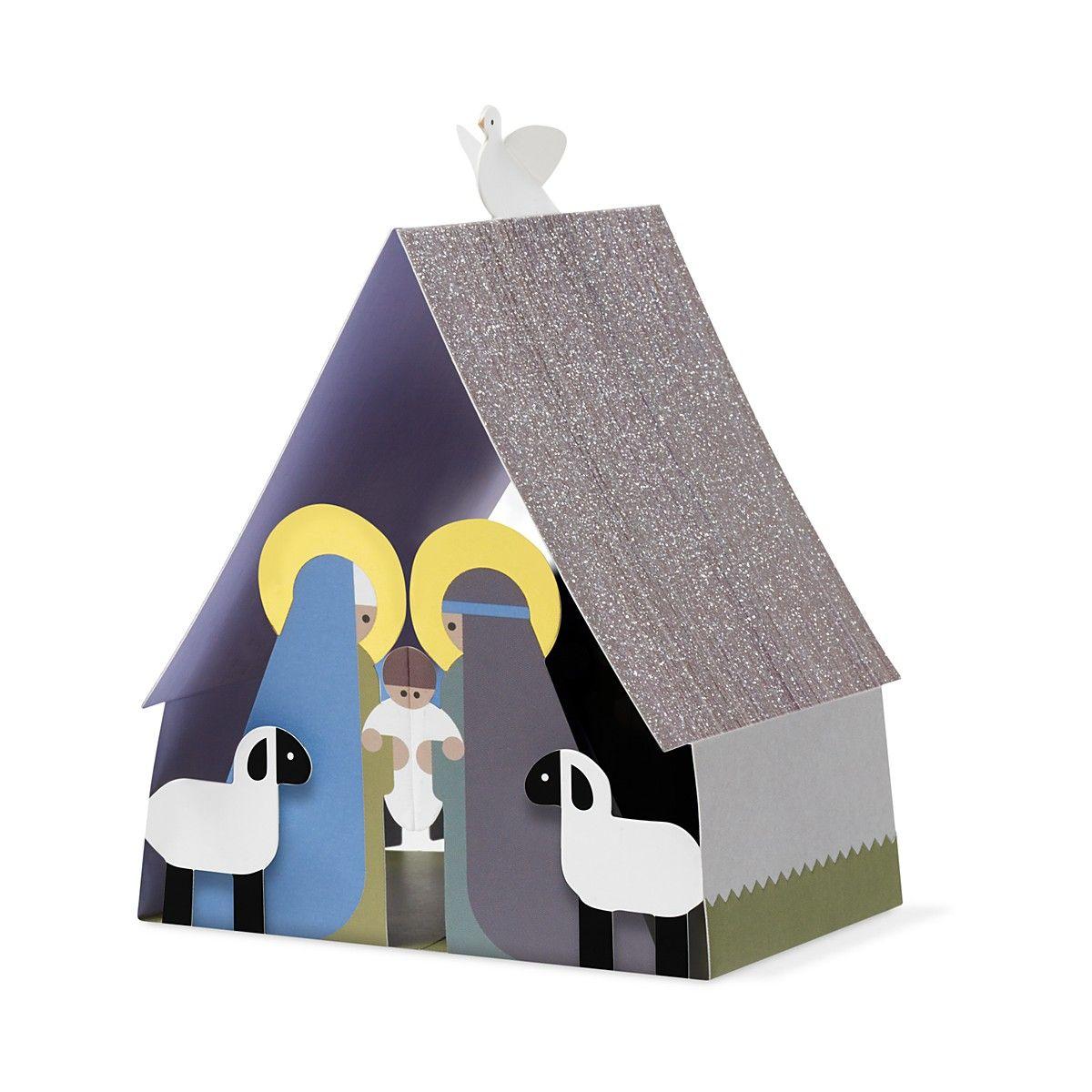 MoMA A Christmas Nativity Holiday Cards, Set of 8 | Christmas ...