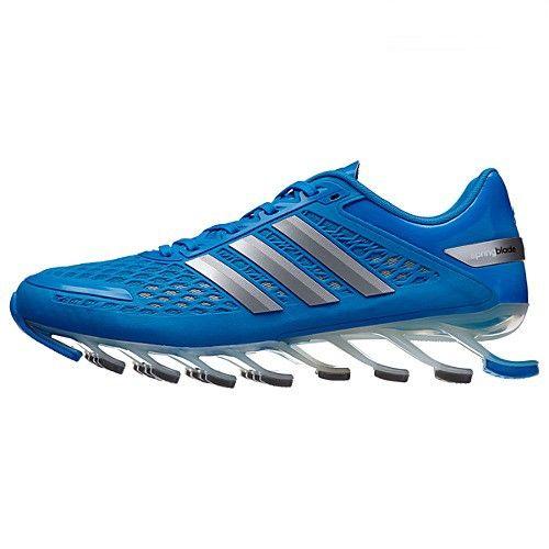 Outlet Adidas Springblade Razor Sky Blue Men\u0027s Athletics Running shoes For  Women