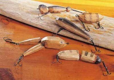 The Basics Of Fishing At Night | Homemade fishing lures ...