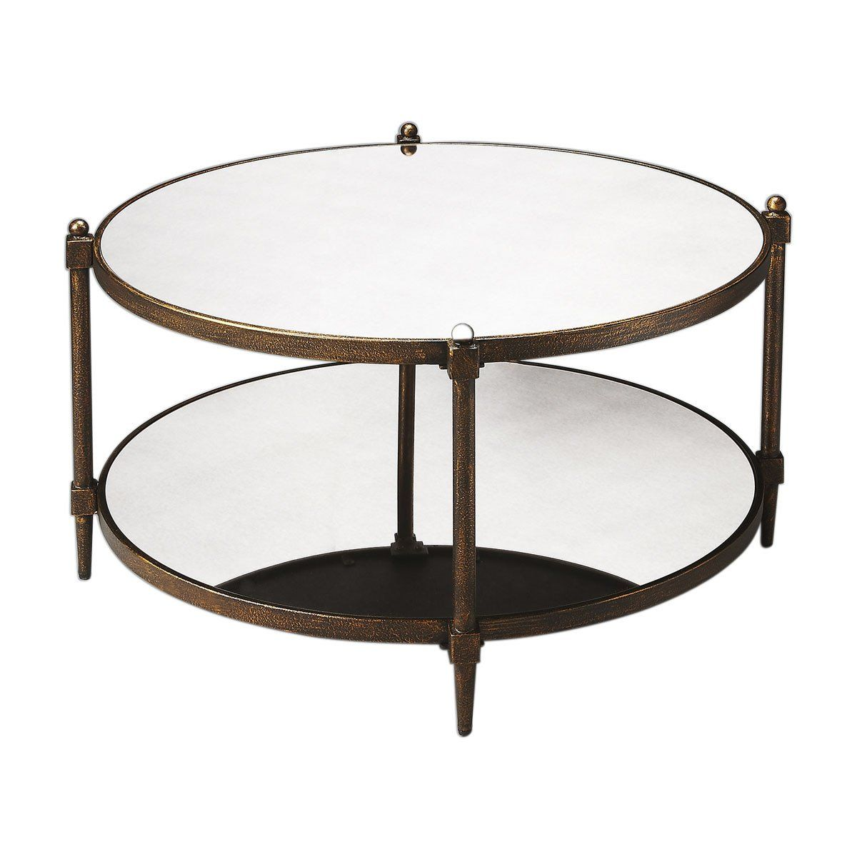 Butler Home Decor Cocktail Table Finish Type Light Metalworks Mirrored Coffee Tables Bronze Coffee Table Living Room Coffee Table [ 1200 x 1200 Pixel ]