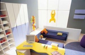 Fantasievolle und bunte Kinderzimmermöbel – 50 Ideen zum Einrichten