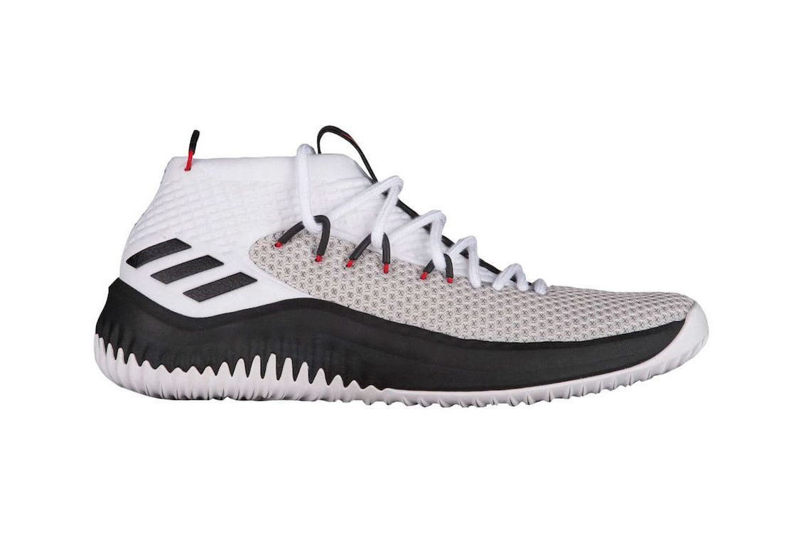 Adidas Shares The Release Date For Damian Lillard S New Signature Shoe Adidas Dame Adidas Shoes Yeezy White Basketball Shoes