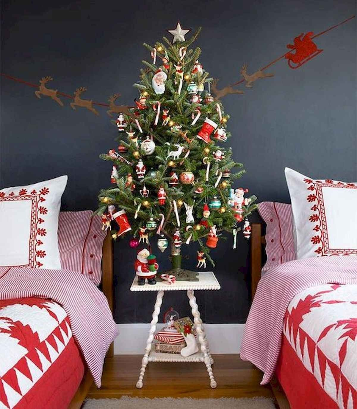 40 Awesome Bedroom Christmas Decor Ideas 17 Christmas Decorations Bedroom Christmas Kids Room Best Christmas Tree Decorations