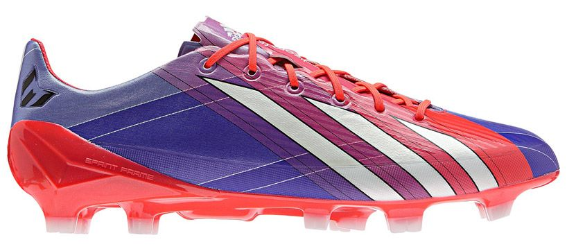 Light Up The Pitch With Lionel Messi S Adidas F50 Soccer Boots Soccer Boots Soccer Shoes Soccer