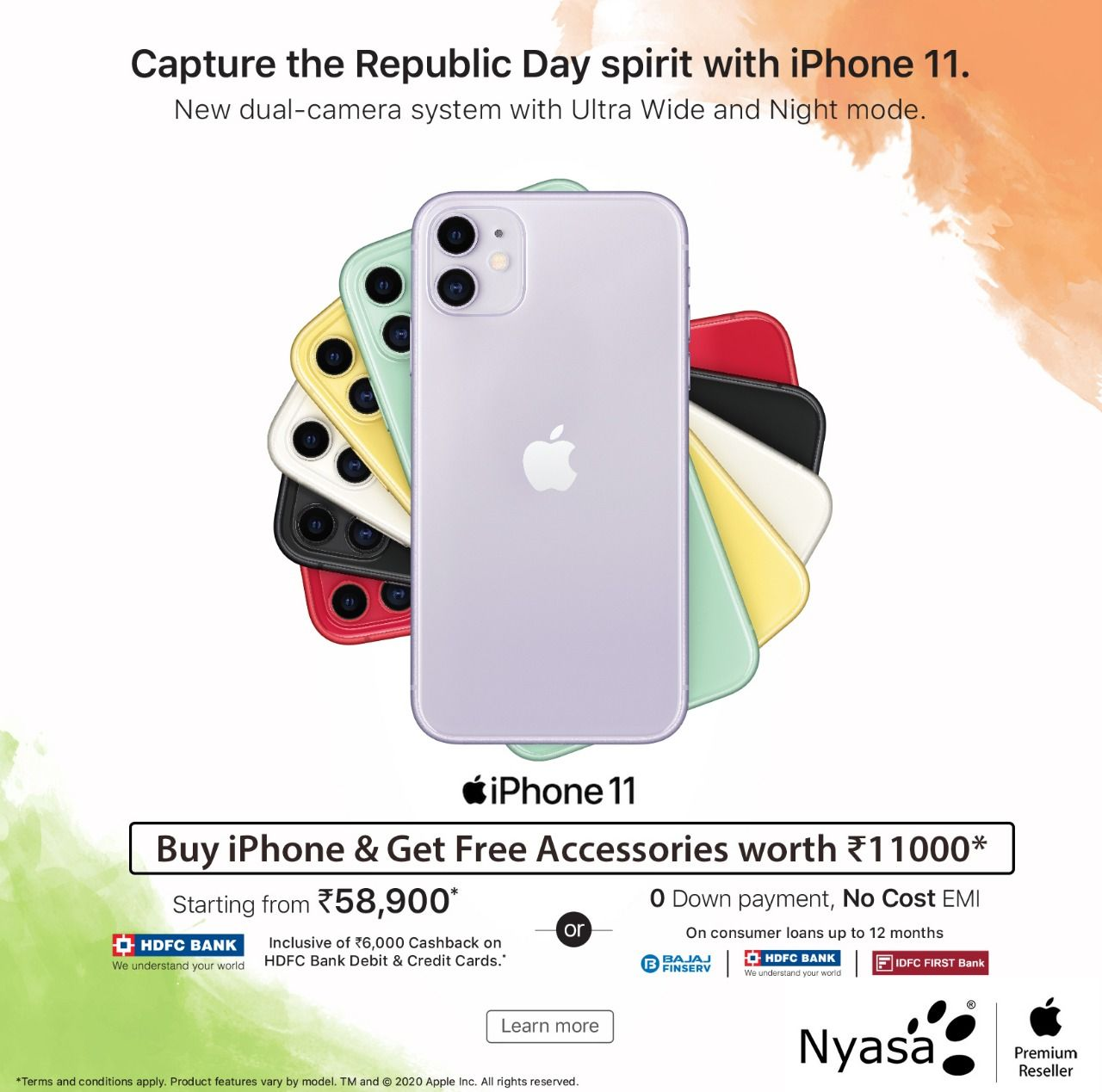 How To Get Apple Products For Free In India