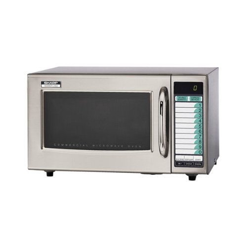 Sharp Medium Duty Commercial Microwave Oven 15 0429 Category