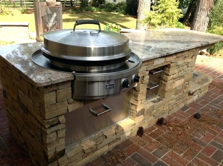 15 Outdoor Kitchen Ideas With Charcoal Grill Outdoor Kitchen Bars Outdoor Kitchen Outdoor Kitchen Appliances