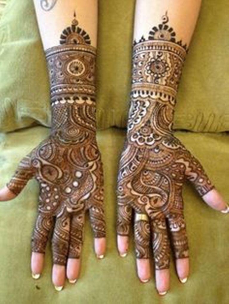 Wedding Mehndi Designs Full Hand Design Free Gallery