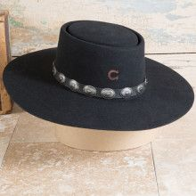 d97721f9d Charlie 1 Horse Black High Desert Hat | Rodeo Style in 2019 | Hats ...