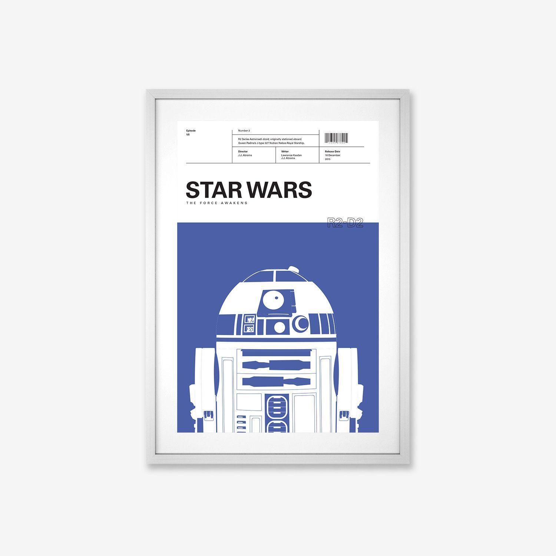 Star Wars Poster - R2D2