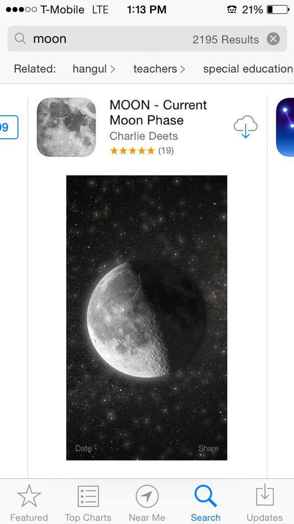 Sepulminka On Current Moon Phase Teacher Education Twitter