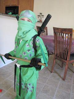 diy green ninja from lego ninjago kids pinterest. Black Bedroom Furniture Sets. Home Design Ideas