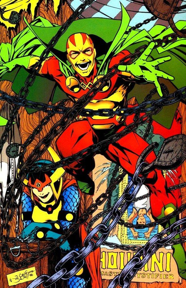 Mr Miracle Dc Comics Google Search Big Barda Fourth World Dc Comics Art