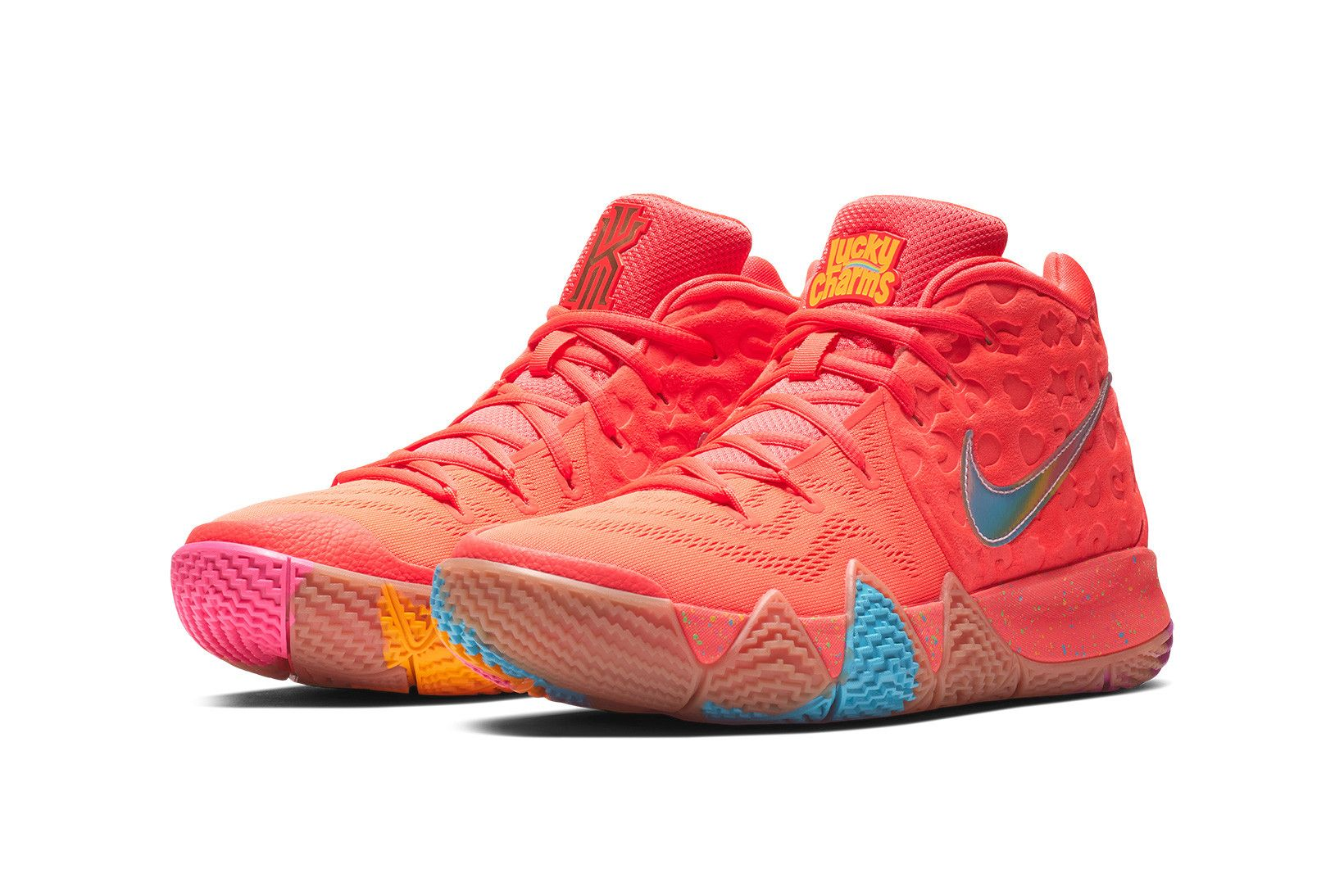 low priced 4c554 a38be The Nike Kyrie 4