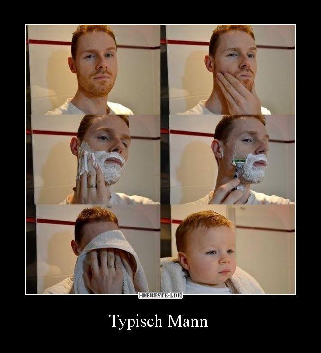 Typisch Mann | Lustige Bilder, Sprüche, Witze, echt lustig