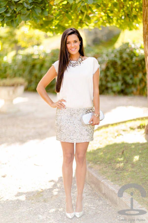 Silver Dress  #