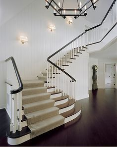 Image Result For Staircases With Sconces