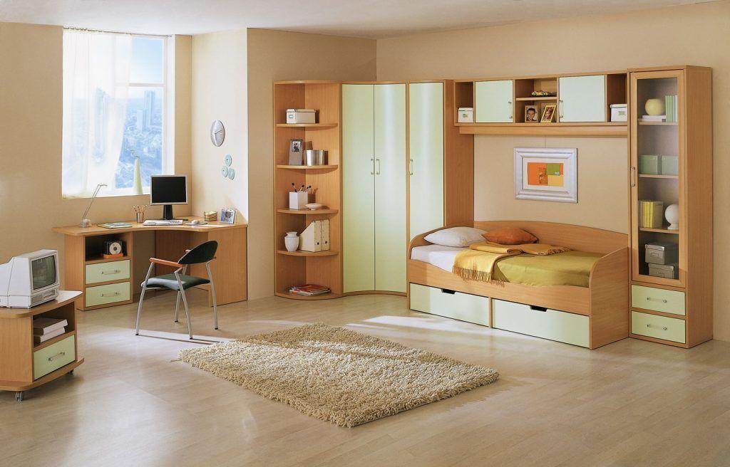 Decoration Modern Kids Furniture Decoration With Adorable Color