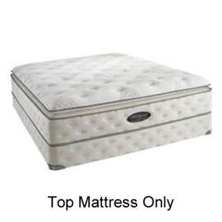 Simmons Beautyrest Felicity 2 700000862 1060 White Pillow Top King Mattress