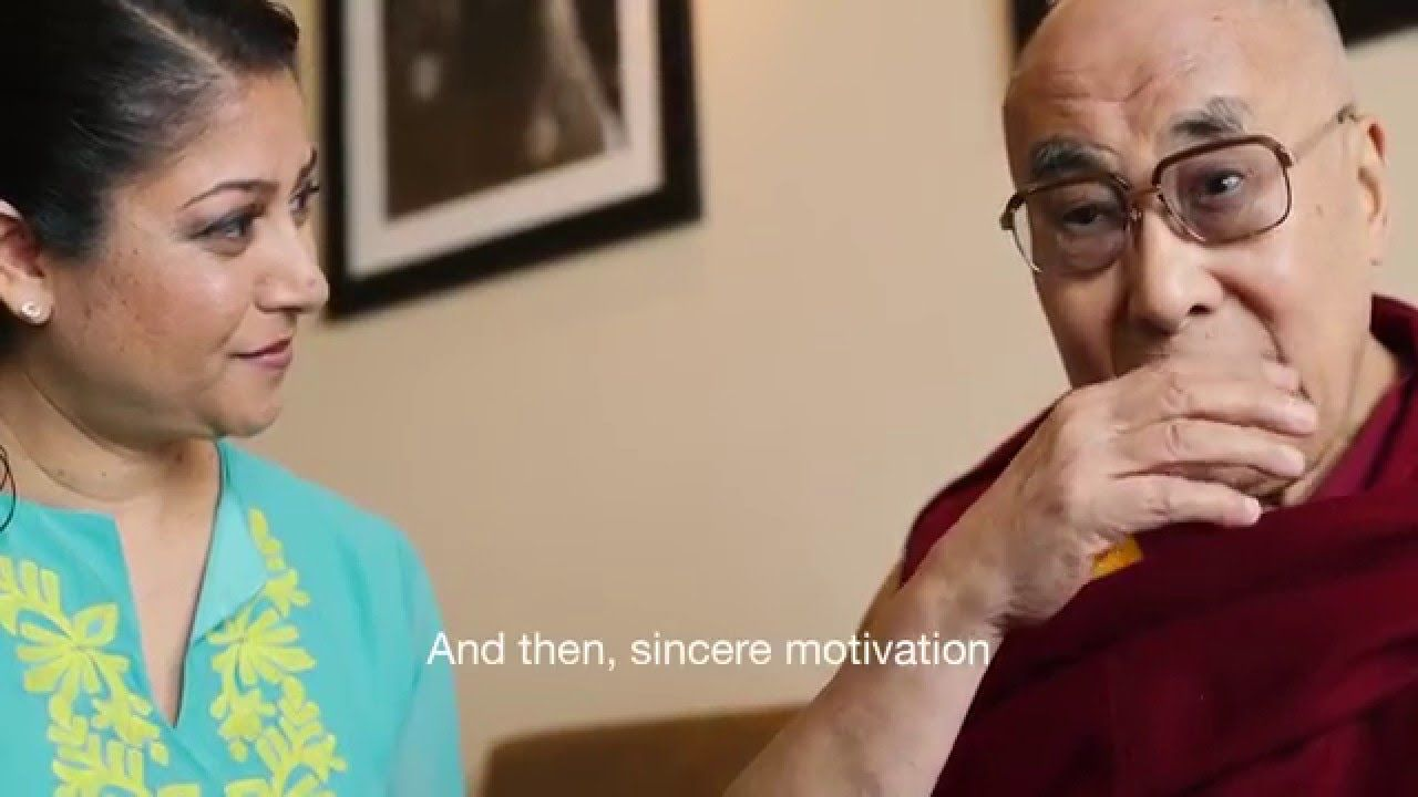 His Holiness the Dalai Lama offers wisdom on solving the world's most pr...