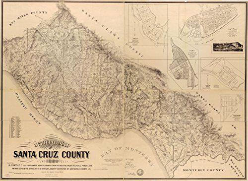 1889 Very Large Wall Map Santa Cruz County Monterey Bay C... https://www.amazon.com/dp/B00Q3Q8DTK/ref=cm_sw_r_pi_dp_x_vsA7ybH5R6W28