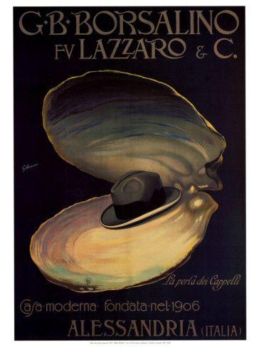Borsalino by G. Minonzio