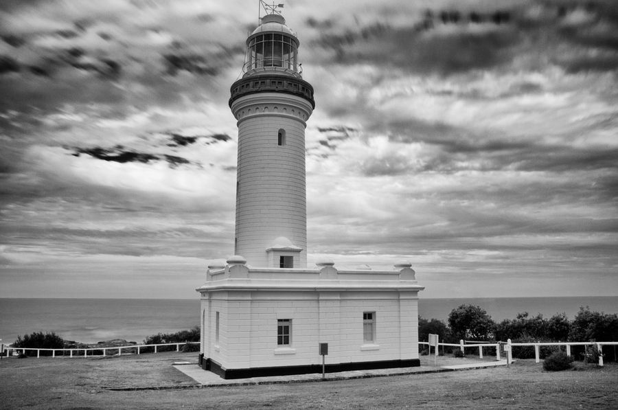 Norah Head Lighthouse by Jason Beaven, via 500px