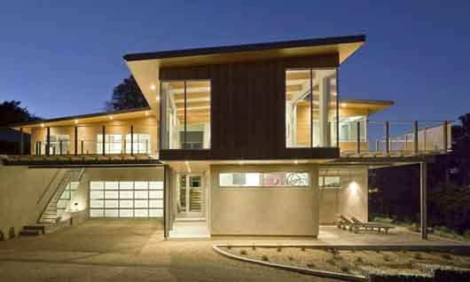 A Sustainable Design of Tiburon Bay House By Butler Armsden | Sustainable Architecture Design