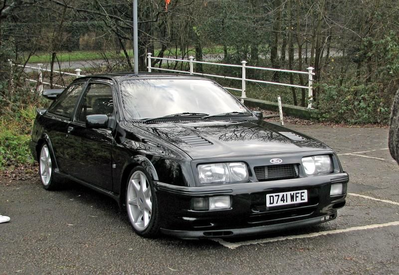 Ford Sierra Rs Cosworth By Smevcars On Deviantart In 2020 Ford