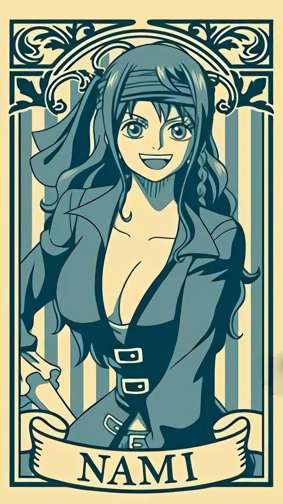 Pin oleh Jennifer Logue di One Piece Gambar manga